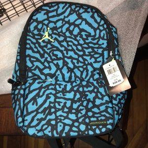 Jordan toddler backpack